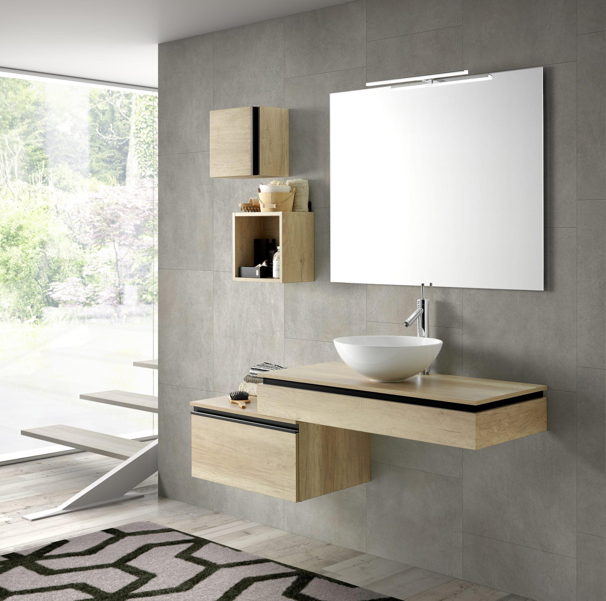 Home bellezza mobiliario de ba o de dise o for Mobiliario banos diseno